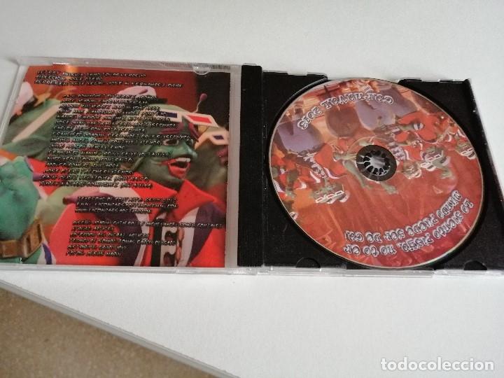 CDs de Música: G-CERCES2 CD MUSICA CARNAVAL DE CADIZ cd comparsa lo siento pisha no todo el mundo puede ser de cai - Foto 3 - 177680589