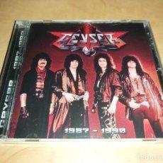 CDs de Música: GEYSER CD SPANISH HEAVY 2019 RARO ( SOLO 100 COPIAS) JUPITER-ELYTE-91 SUITE-AVALON-SANGRE AZUL-FORTU. Lote 177681513