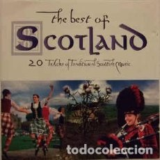 CDs de Música: VARIOUS - THE BEST OF SCOTLAND (CD, COMP) LABEL:MUSIC FOR PLEASURE CAT#: 7243 8 52597 2 2 . Lote 177682453