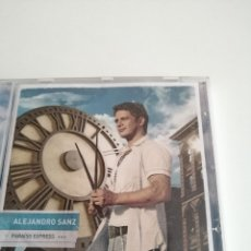 CDs de Música: G-CERCES2 CD MUSICA CD ALEJANDRO SANZ PARAISO EXPRESS. Lote 177684158