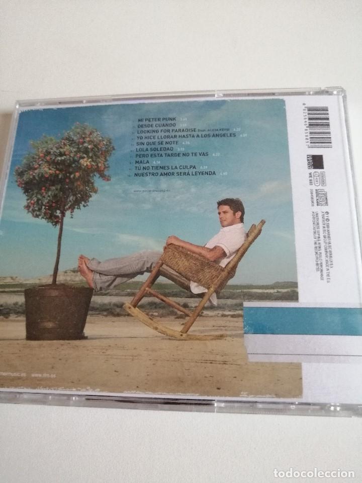 CDs de Música: G-CERCES2 CD MUSICA CD ALEJANDRO SANZ PARAISO EXPRESS - Foto 2 - 177684158