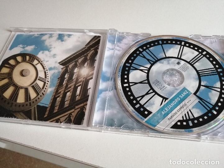 CDs de Música: G-CERCES2 CD MUSICA CD ALEJANDRO SANZ PARAISO EXPRESS - Foto 3 - 177684158
