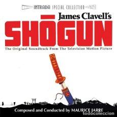 CDs de Música: SHÔGUN / MAURICE JARRE CD BSO - INTRADA. Lote 177688069