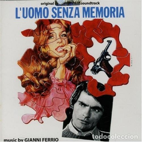 L´UOMO SENZA MEMORIA / GIANNI FERRIO CD BSO - DIGITMOVIES (Música - CD's Bandas Sonoras)