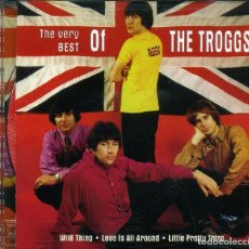 CDs de Música: THE TROGGS - THE VERY OF BEST. Lote 177702642