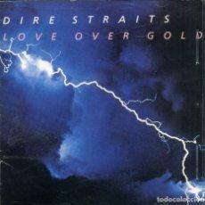 CDs de Música: DIRE STRAITS - LOVE OVER GOLD. Lote 177704513