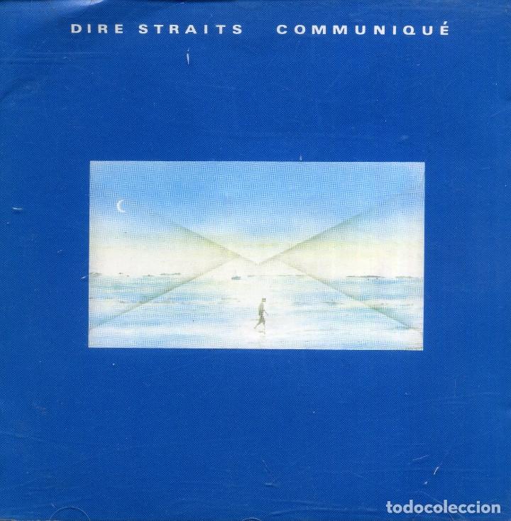 DIRE STRAITS - COMMUNIQUÉ (Música - CD's Disco y Dance)