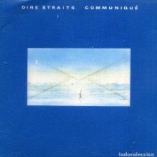 CDs de Música: DIRE STRAITS - COMMUNIQUÉ. Lote 177706808