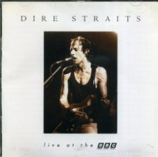 CDs de Música: DIRE STRAITS - LIVE AT THE BBC. Lote 177706900