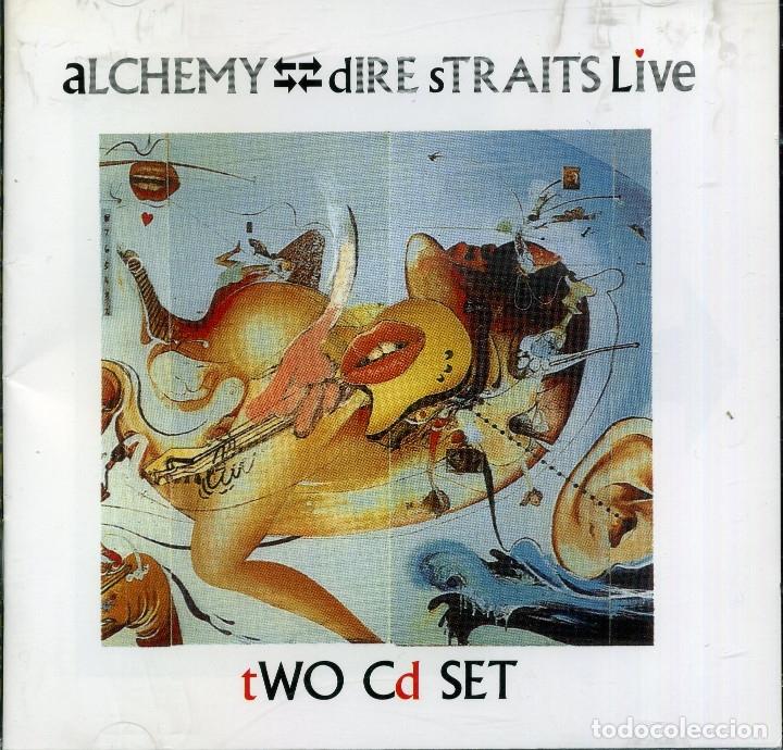 DIRE STRAITS - ALCHEMY (Música - CD's Disco y Dance)