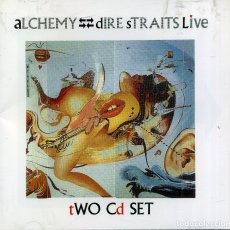 CDs de Música: DIRE STRAITS - ALCHEMY. Lote 177706954