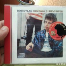 CDs de Música: BOB DYLAN - HIGHWAY 61 REVISITED. Lote 177707973