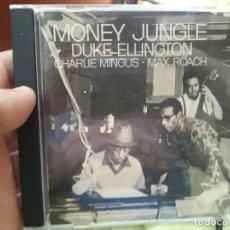 CDs de Música: DUKE ELLINGTON - MONEY JUNGLE. Lote 177709598