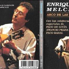 CDs de Música: ENRIQUE DE MELCHOR - ARCO DE LAS ROSAS. Lote 177714850