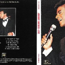 CDs de Música: JOHNNY MATHIS - JOHNNY MATHIS LIVE. Lote 177714898