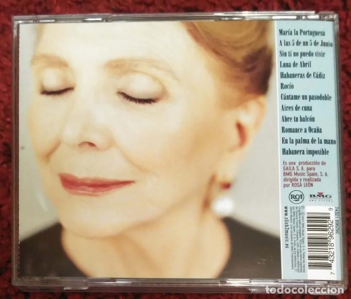 CDs de Música: MARIA DOLORES PRADERA (A CARLOS CANO) CD 2001 - Foto 2 - 177718890