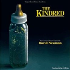 CDs de Música: THE KINDRED / DAVID NEWMAN CD BSO - VARESE CLUB. Lote 177755088