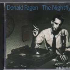 CDs de Música: DONALD FAGEN - THE NIGHTFLY / CD ALBUM DE 1982 RF-3048 , BUEN ESTADO. Lote 177759375