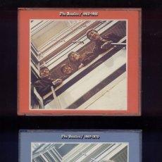 CDs de Música: THE BEATLES 4 CD'S 1962-1966 1967-1970. Lote 177764702