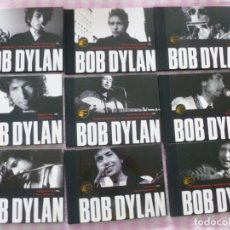 CDs de Música: BOB DYLAN COLECCION COMPLETA 27 TITULOS CON 54 CDS. LIBROS. EXCELENTE. Lote 177771590