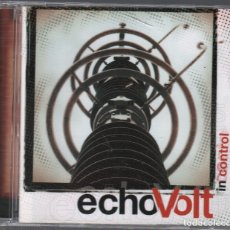 CDs de Música: ECHOVOLT - IN CONTROL / CD SANTO GRIAL RECORDS RF-3059 , PERFECTO ESTADO. Lote 177777677