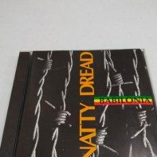 CDs de Música: NATTY DREAD --BABILONIA--REGGAE. Lote 177785703