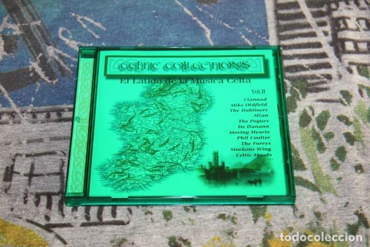 EL LATIDO DE LA MÚSICA CELTA - VOL.2 - DRO - 398420762 2 - CELTIC COLLECTIONS - CD (Música - CD's World Music)