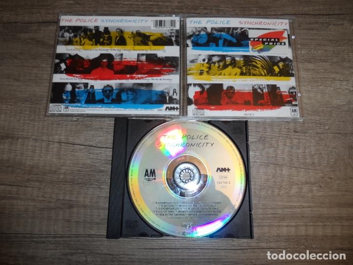 THE POLICE - SYNCHRONICITY (Música - CD's Rock)