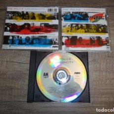 CDs de Música: THE POLICE - SYNCHRONICITY. Lote 177820159