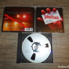 CDs de Música: JUDAS PRIEST - LIVE IN CONCERT 25TH JUNE 1980. Lote 177820263