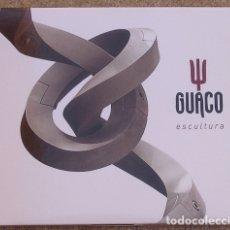 CDs de Música: GUACO - ESCULTURA (CD) 2012 - 12 TEMAS - VENEZUELA. Lote 177823442