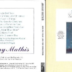 CDs de Música: JOHNNY MATHIS - GIVE ME YOUR LOVE FOR CHRISTMAS. Lote 177831937