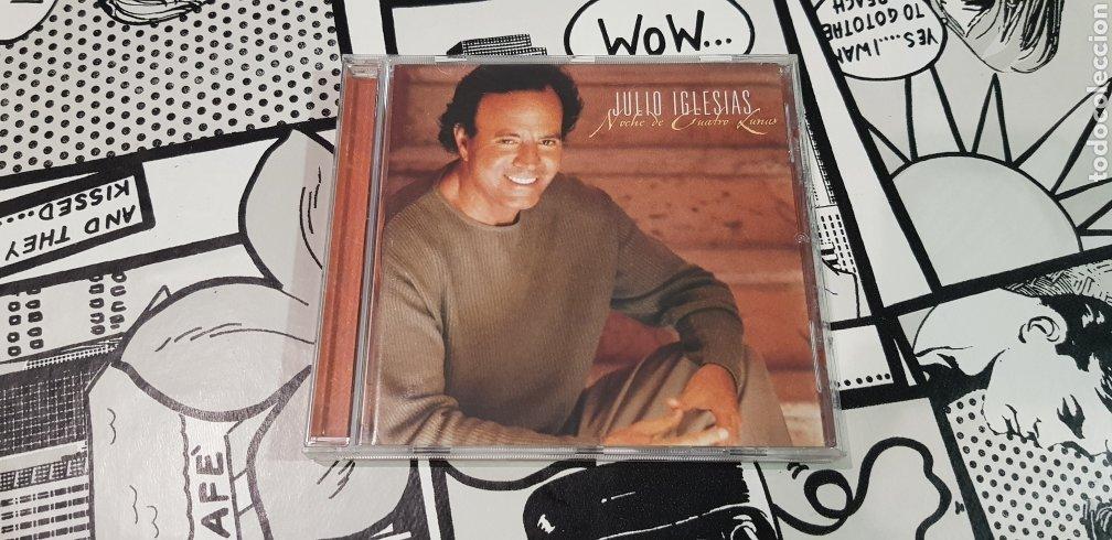 JULIO IGLESIAS-NOCHE DE CUATRO LUNAS (Música - CD's Pop)