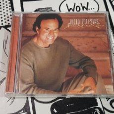 CDs de Música: JULIO IGLESIAS-NOCHE DE CUATRO LUNAS. Lote 177834050