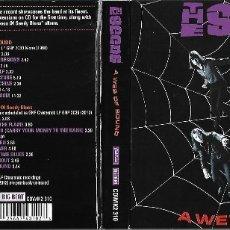 CDs de Musique: SEEDS, THE: A WEB OF SOUND. DOBLE CD. GENIAL 2º ALBUM EN MONO Y ESTÉREO. PSYCHO / GARAGE U.S.A. . Lote 177861093