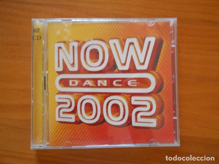 CD NOW DANCE 2002 (2 CD'S) (DT) (Música - CD's Disco y Dance)