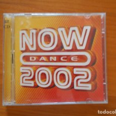 CDs de Música: CD NOW DANCE 2002 (2 CD'S) (DT). Lote 177865097