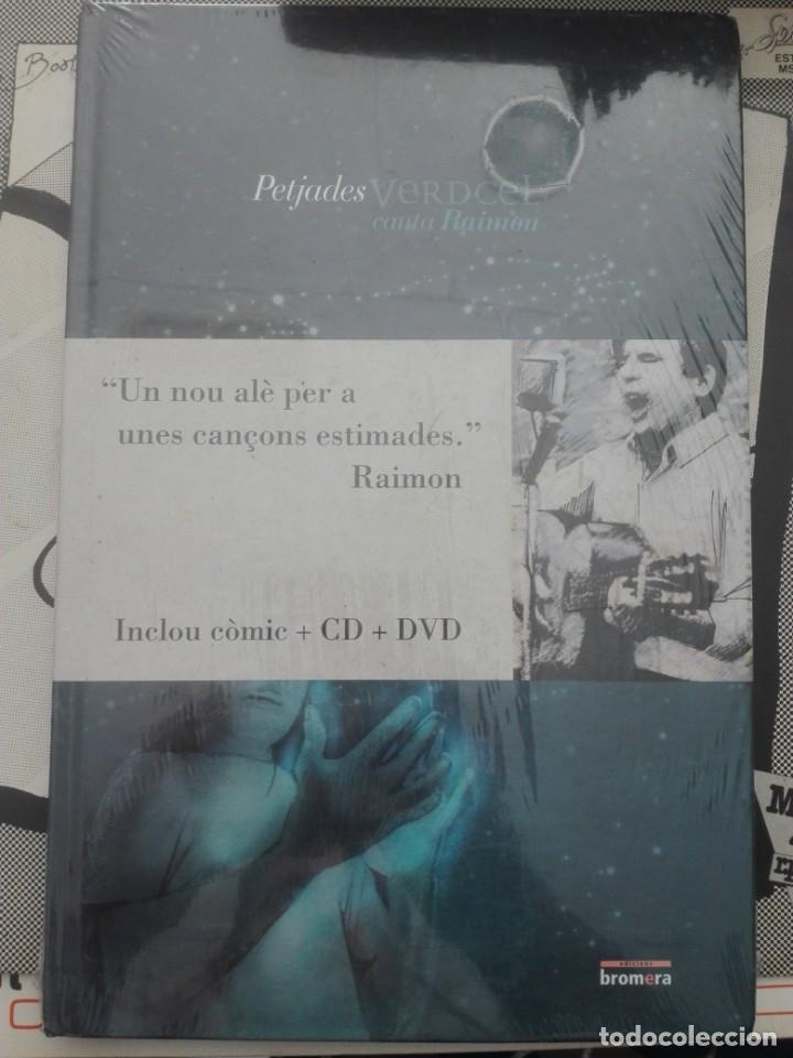 VERDCEL PETJADES - CANTA RAIMON# (Música - CD's Otros Estilos)