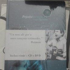 CDs de Musique: VERDCEL PETJADES - CANTA RAIMON#. Lote 177879070