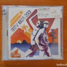 CDs de Música: CD MTV IBIZA 2001 (2 CD'S) (FK1). Lote 177882762