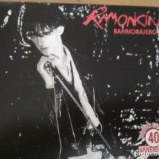 CDs de Música: RAMONCIN BARRIOBAJERO CD Y LIBRETO EDICION 40 ANIVERSARYO TEMAS EXTRAS. Lote 261791530