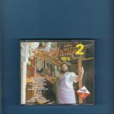 CDs de Música: 2 CD'S - SPAGHETTI MIX 2 - MÚSICA ITALO DANCE. Lote 177954595