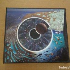 CDs de Música: PINK FLOYD PULSE 2XCDS LIBRO CAJA CARTON DURO. Lote 177954654