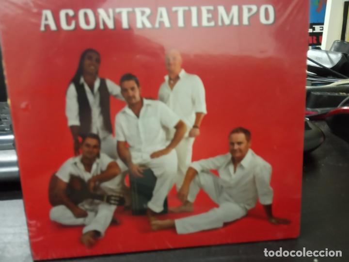 ACONTRATIEMPO -CD.-PRECINTADO (Música - CD's Otros Estilos)