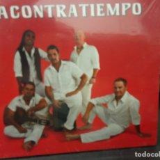 CDs de Música: ACONTRATIEMPO -CD.-PRECINTADO. Lote 177956223