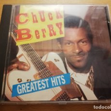 CDs de Música: CHUCK BERRY - GREATEST HITS (CD). Lote 177956579