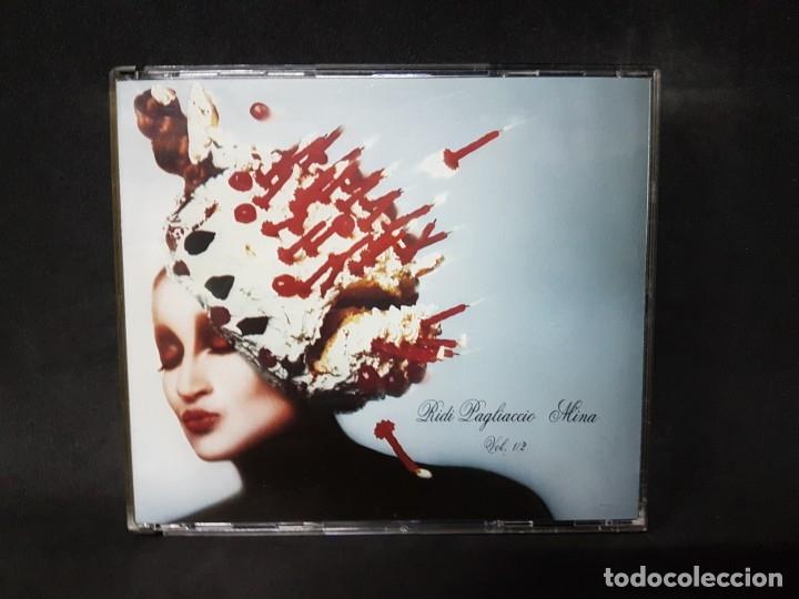 RIDI LAGLIACCIO MINA VOL. 1/2 - 2 CDS (Música - CD's Otros Estilos)