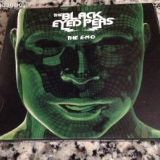 CDs de Música: BLACK EYES PEAS. THE END. INCLUYE I GOT A FEELING. Lote 177984590
