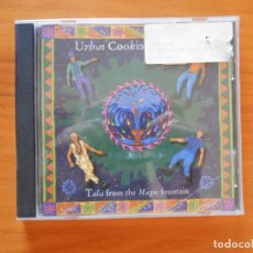 CDs de Música: CD URBAN COOKIE COLLECTIVE - TALES FROM THE MAGIC FOUNTAIN (X9). Lote 177988793