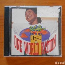 CDs de Música: CD YA KID K - ONE WORLD NATION (G8). Lote 178000778